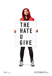 The Hate U Give 2018 Cover