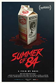 Summer of 84 2018 Cover