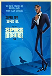Spies in Disguise 2019 Cover
