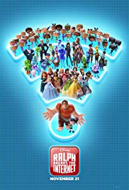 Ralph Breaks the Internet 2018 Cover