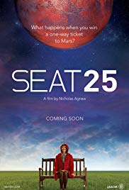Seat 25 2017 Cover