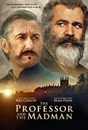 Stream The Professor and The Madman (2019)