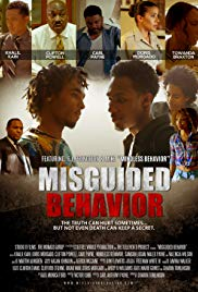 Misguided Behavior 2017 Cover