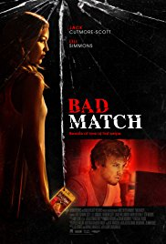 Bad Match 2017 Cover