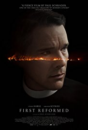 First Reformed 2017 Cover