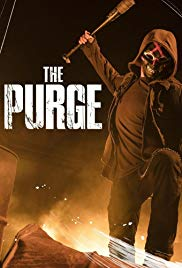 The Purge 2018 Cover