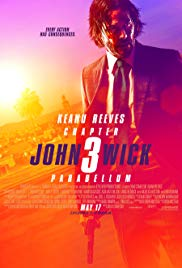 John Wick: Chapter 3 - Parabellum 2019 Cover