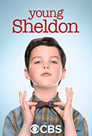 Young Sheldon 2017 Cover