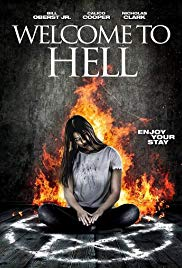 Welcome to Hell 2018 Cover
