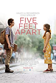 Stream Five Feet Apart (2019)