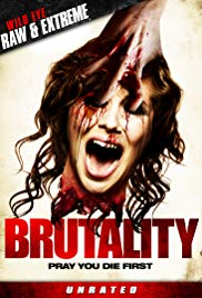 Brutality 2018 Cover