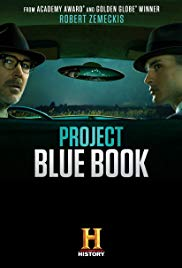 Project Blue Book 2019 Cover