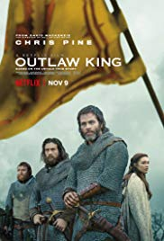 Outlaw King 2018 Cover