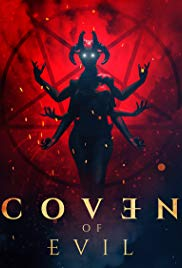 Coven of Evil 2018 Cover