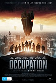 Occupation 2018 Cover