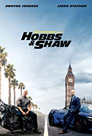 Fast & Furious Presents: Hobbs & Shaw 2019 Cover