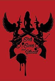 Girls Guns and Blood 2019 Cover
