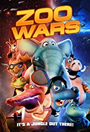 Zoo Wars 2018 Cover
