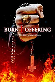Burnt Offering 2018 Cover