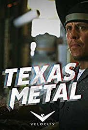 Texas Metal 2017 Cover