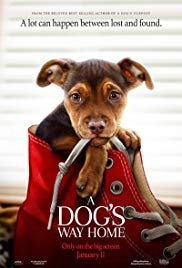 Stream A Dog's Way Home (2019)