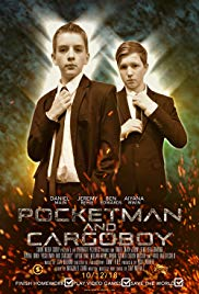 Pocketman and Cargoboy 2018 Cover