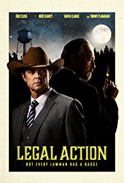 Legal Action 2018 Cover