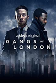 Gangs of London 2020 Cover
