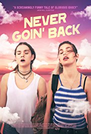 Never Goin' Back 2018 Cover