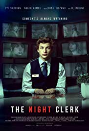 The Night Clerk 2020 Cover