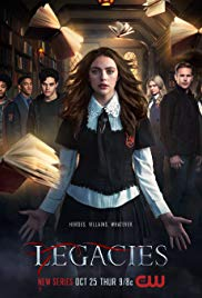 Legacies 2018 Cover