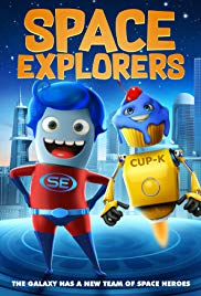 Space Explorers 2018 Cover