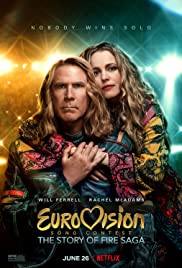 Stream Eurovision Song Contest: The Story of Fire Saga (2020)
