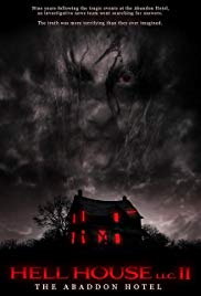 Hell House LLC II: The Abaddon Hotel 2018 Cover