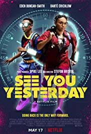 See You Yesterday 2019 Cover