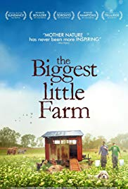 The Biggest Little Farm 2018 Cover