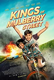 Kings of Mulberry Street 2019 Cover