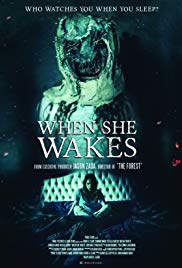 After She Wakes 2019 Cover