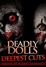 Deadly Dolls: Deepest Cuts 2018 Cover