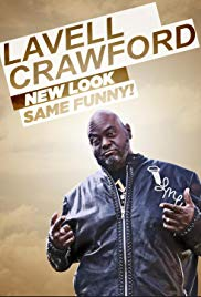 Lavell Crawford: New Look, Same Funny! 2019 Cover